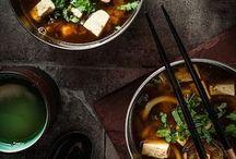 Asiatische Rezepte / Leckere und einfache asiatische Rezepte, die dem Asia-Imbiss locker das Wasser reichen können