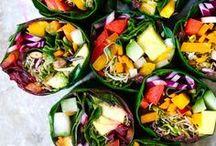 Vegetarische Rezepte / Vegetarische Rezepte sind langweilig? Hier garantiert nicht!