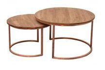 Homeishome   Tafels / Onze fraaie collectie aan tafels. Van trendy bijzettafeltjes tot rustieke industriele eettafels!