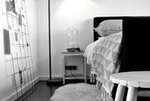 Homeishome   Zwart-wit / Een zwart-wit interieur straalt heel wat luxe uit. Hoe je zwarte en witte kleuren kan combineren zie je hier!