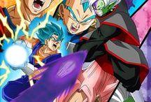Dragon Ball Z, Super, GT , Kai