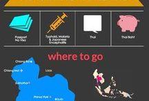 Thailand - Thaïlande / Travel tips, vaccines, recommendations and medication for travel to Thailand. | Vaccins, conseils, médicaments pour voyager en Thaïlande - La Clinique Santé Voyage