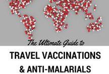 Travel Vaccination | Vaccins Voyage / Vaccination recommendations by country | Recommended Vaccines for Travel | Vaccins de voyage par pays | Vaccins recommandés avec La Clinique Santé Voyage #lacliniquesantevoyage