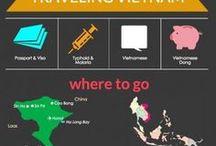 Vietnam / Travel tips, vaccines, recommendations and medication for travel to Vietnam. | Vaccins, conseils, médicaments pour voyager au Vietnam - La Clinique Santé Voyage