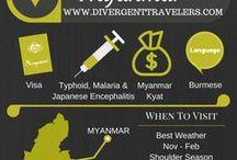 Myanmar (Burma) - Birmanie / Travel tips, vaccines, recommendations and medication for travel to Myanmar. | Vaccins, conseils, médicaments pour voyager en Birmanie - La Clinique Santé Voyage