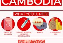 Cambodia - Cambodge / Travel tips, vaccines, recommendations and medication for travel to Cambodia. | Vaccins, conseils, médicaments pour voyager au Camboge - La Clinique Santé Voyage