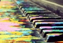 Pianos / This board is about the pianos I like. Follow if you like it!