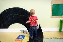 Children's Art & Play Spaces