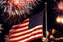 4th of July Celebration / Alot of red, white and blue......and soooo much fun.  Take a  look and get some great ideas.