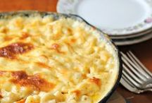 Comfort Foods / All kinds of recipes for the best comfort foods around. Yum! / by Marilyn Sorensen