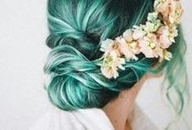/ H A I R / / a hair romance