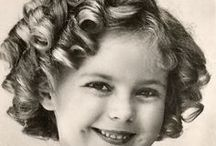 Shirley Temple / Isn't she just the sweetest thing.  I love Shirley Temple and her movies.  I have some cute pictures here to see and borrow if you are interested.