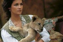 Wild Animals in Africa / Pictures of Africa and the animals there.  I would like to go  there some day.