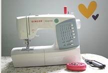Sewing/Knitting & Crochet / by Rebecca Snow