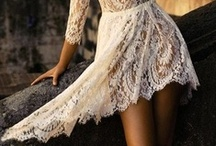 Looove Lace / by Heather Mastrangelo