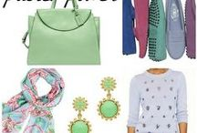 Spring Fashion Trends / Our favorite Spring fashion trends and Spring outfit ideas.
