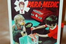 Childhood Memories / Things I remember, as a kid, I now own the Paramedic box again, had one as a kid.