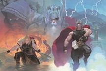 Thors: The Gods of Badassery / by Nathan Hunt