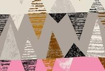 Patterns / by Melissa Erickson-Aguilera