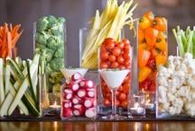 FOOD - Kitchen Ideas and Party Tricks / by JamieBethS