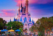 Disney!!! / by Danielle Villhard