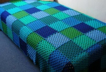 Crocheted Afghans, Squares, Grannies... / by Eileen S