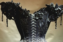 Boustiers & Corsets / by Susan Clickner