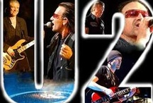 U2 / by Gerry Wright Sweeney