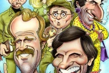Caricatures / by Susan Wilson