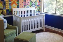 Nurseries and Kid Rooms (Someday...) / by Danielle Villhard