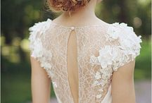 Wedding Fashions / Never too early to start looking... / by Danielle Villhard