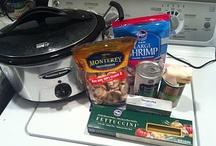 Freezer/Crock Food