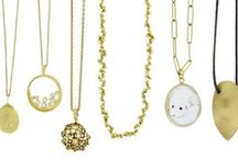 How to wear it / Layer, stack it, throw it on... Don't leave your lovely bijoux in your jewellery box!