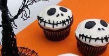 Recetas para HALLOWEEN / Si eres un cocinitas seguro que te gustará preparar algo especial para Halloween. Aquí tienes unas cuantas ideas para celebrar esta gran fiesta en familia o con amigos.   #Halloween #recetas #cocina