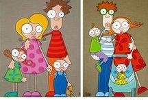 FLE : la famille