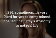 Grey's Anatomy / by Danielle Villhard