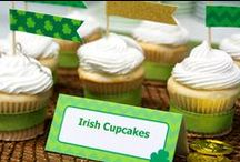 St. Patrick's Day Fun / Crafts, snacks and goodies to celebrate St. Patricks day with your family. You don't have to be Irish to enjoy. / by Nicole Feliciano