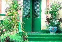 green / by Ramblings of a Jesus Lover