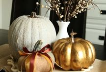 Fall decor and fun / by Marie Shadle