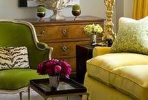 Gatsby Living Room