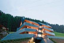 Italian contemporary houses
