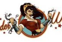 Wonder Woman! Wonder Woman! / by Nathan Hunt