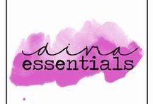 /  E S S E N T I A L S / / diva essentials doTERRA essential oils shop >>> http://mydoterra.com/divaessentials