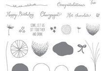 SU! Balloon Celebration Bundle / Inspirations gathered for use with SU! Balloon Celebration Bundle.