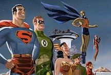 DC Comics / by Nathan Hunt