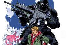 Symbiotes / Klyntar / by Nathan Hunt