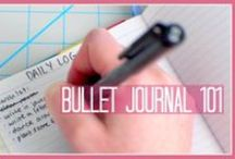 Bullet Journaling / by Suzanne M.