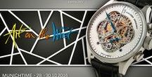 """Munichtime 2016 / At the Munichtime 2016 """"Alexander Shorokhoff"""" proves once again that the brand is one of a kind when it comes to combining unique design and precision with fine hand engravings."""