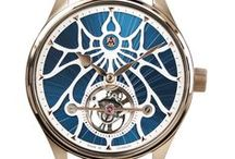 """Avantgarde - Tourbillon / In 2017, the """"Alexander Shorokhoff Uhrenmanufaktur"""" is celebrating its 25th jubilee. And this should be made in the first place by creating some new exclusive watch models. The tourbillon modells are one of them."""