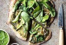 Moestuin op je bord / Inspiratie voor recepten met ingrediënten uit de eigen moestuin.